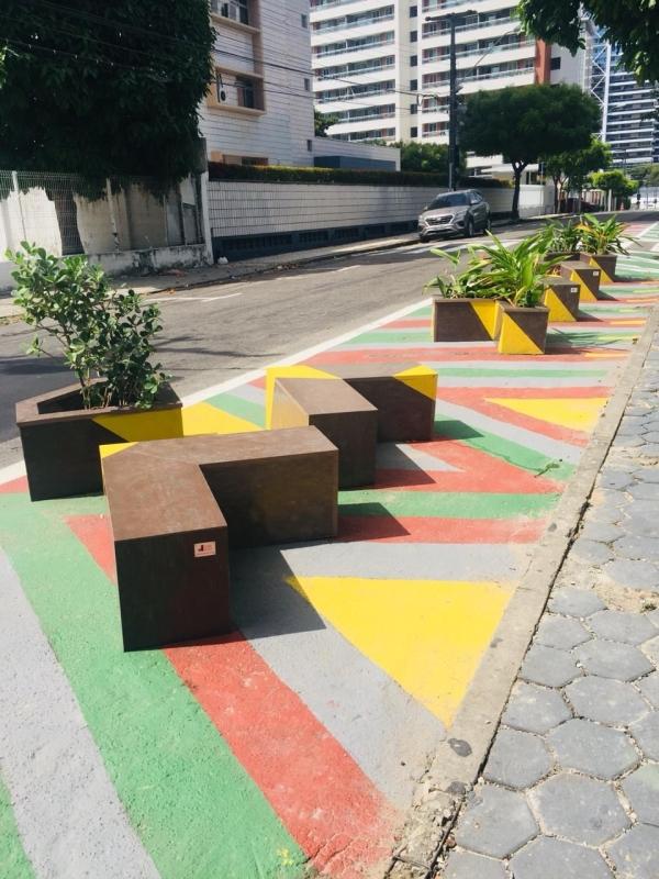 Distribuidor de Lixeira Ecológica de Madeira Plástica São Cristóvão - Lixeira Ecológica de Madeira Plástica para Empresa
