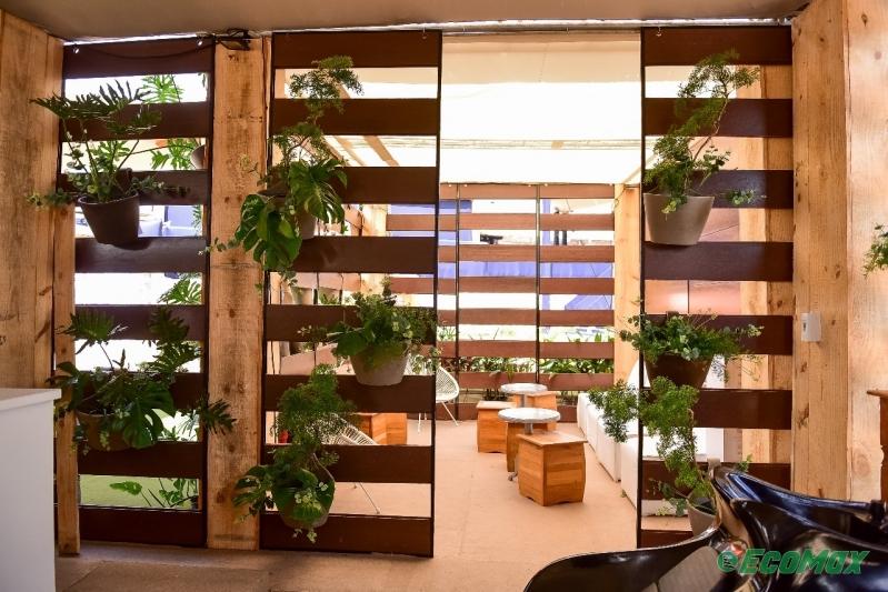 Madeira Ecológica Fachada Sustentável Santa Rita - Madeira Ecológica Fachada Sustentável