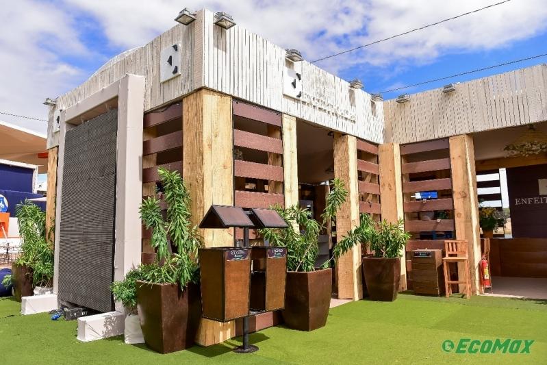 Onde Vende Madeira Ecológica para Fachada Pirapora do Bom Jesus - Madeira Ecológica Deck Sustentável