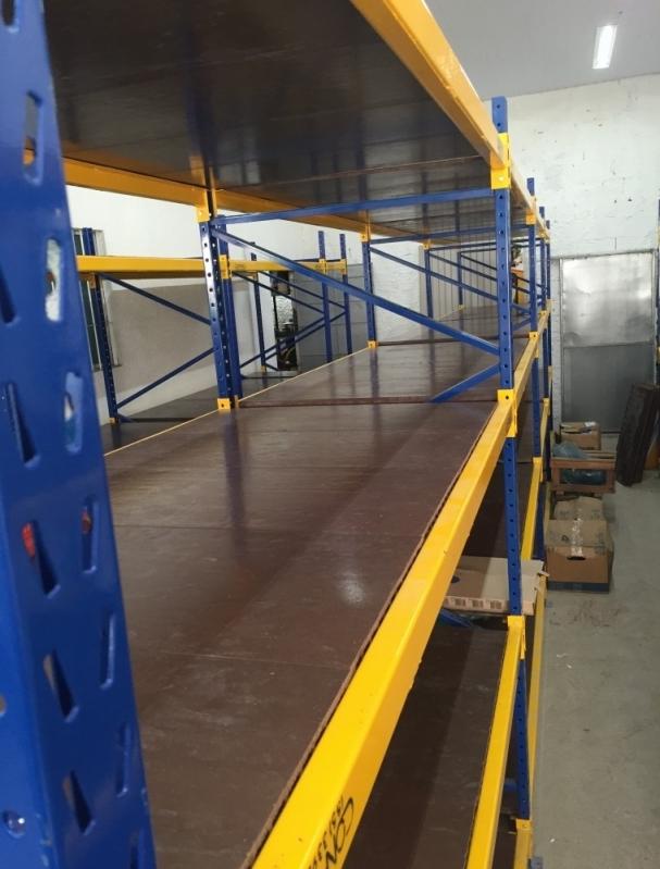 Rack Porta Pallet Caucaia - Porta Pallet para Armazenamento