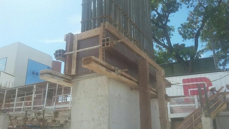 Tábua de Madeira Plástica para Construção Suzano - Tábua Madeira Plástica de Construção