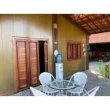 madeira ecológica fachada Sabará