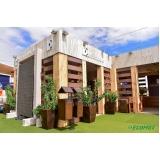 madeira ecológica para fachada
