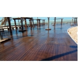 madeira plástica deck preço Salesópolis