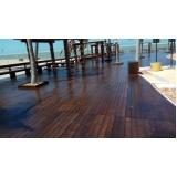 madeira plástica ambiental deck