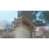 tábua de madeira plástica para construção Aracaju