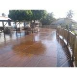 venda de madeira plástica ecológica para deck Ribeirão das Neves