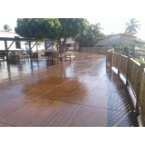 venda de madeira plástica ecológica para deck Biritiba Mirim