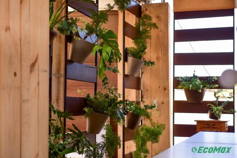 Venda de Madeira Ecológica Sustentável para Fachada Vargem Grande Paulista - Madeira Plástica Ecológica para Deck